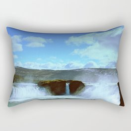 Mists of the Gods Rectangular Pillow