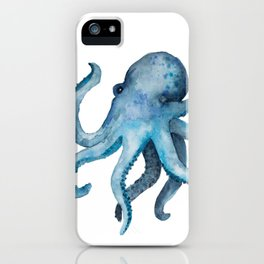 Blink the Octopus iPhone Case