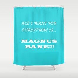 Magnus Shower Curtain