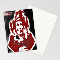 Joker Stationery Cards