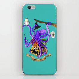 Hogwarts Octopus iPhone Skin
