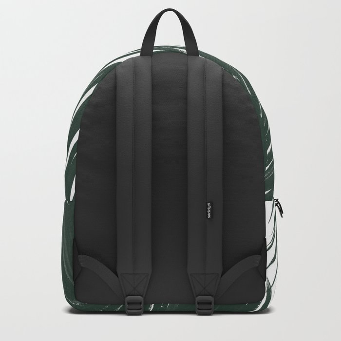 Palms Green Backpack