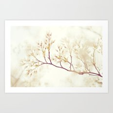 Soft Spring Whisper Art Print