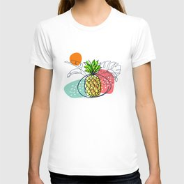 For the love of Pineapple T-Shirt T-shirt