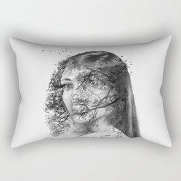 The beautiful mutation Rectangular Pillow