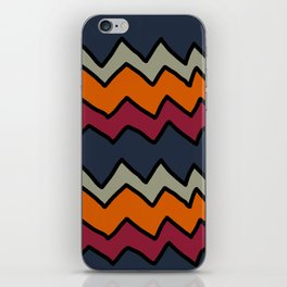Ziggy Zaggy iPhone Skin