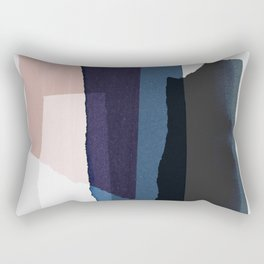 Pieces 3 Rectangular Pillow