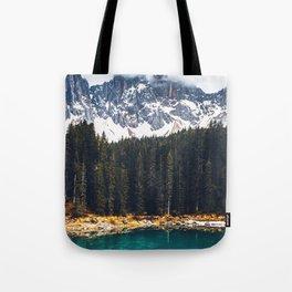 Nature Layers Tote Bag
