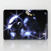 daft punk iPad Cases featuring Daft Punk by Louten