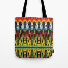 Bolitas de colores Tote Bag