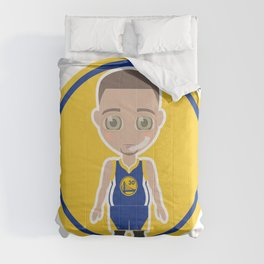 Steph Curry Comforters