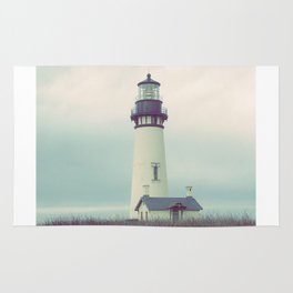 Oregon Lighthouse Rug