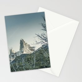Fitz Roy Mountain, el Chalten - Patagonia - Argentina Stationery Cards