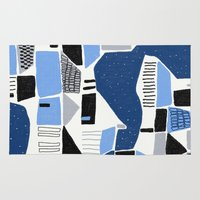 iceland Area & Throw Rugs featuring iceland by frameless