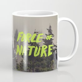 Force of Nature x Cloud Forest Coffee Mug