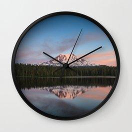 Mount Adams Wall Clock