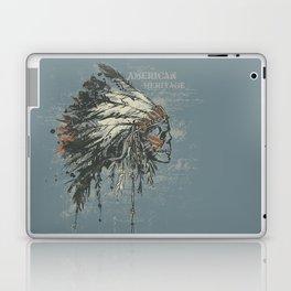 American Heritage (Dark) Laptop & iPad Skin