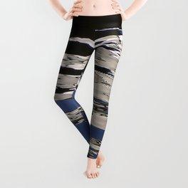 Silver Shimmer Leggings