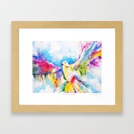 Hope For Gabbi Framed Art Print