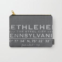 Bethlehem, Pennsylvania Carry-All Pouch