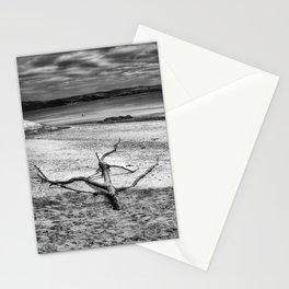 Driftwood 3 mono Stationery Cards