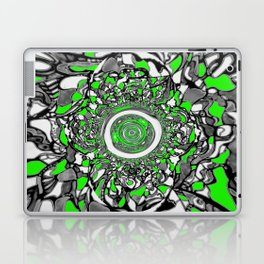 Penguins and Leprechauns in a Blender Laptop & iPad Skin