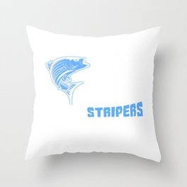 I Love Strippers...Tshirt .png Throw Pillow