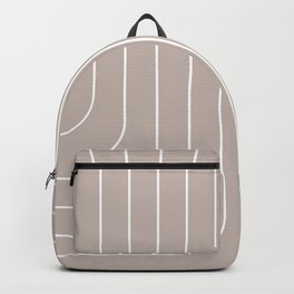 Searching (Beige) Backpack