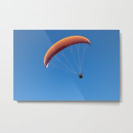 French Alps 4 Metal Print