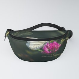 flower photography by Ed Leszczynskl Fanny Pack