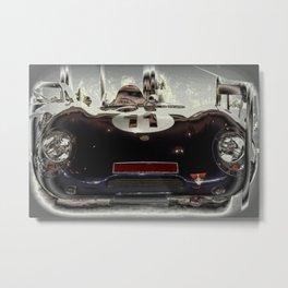 "1956 Lotus ""Eleven"" Sports Car Metal Print"