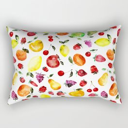 Tutti-frutti Rectangular Pillow