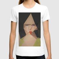bjork T-shirts featuring pretty face by PandaGunda