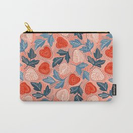 So Very Strawberry Carry-All Pouch