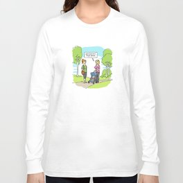 Picky Eater Long Sleeve T-shirt