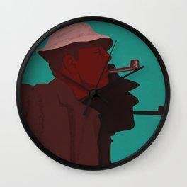 Monsieur Hulot Wall Clock