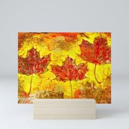 Autumn Delight  Mini Art Print
