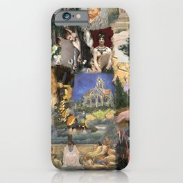 Musee Orsay iPhone Case