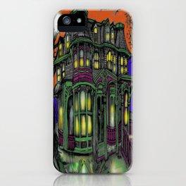 Old Victorian Queen II iPhone Case