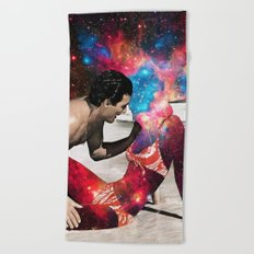 Kundalini Beach Towel