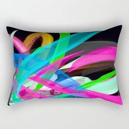 Flow Back Rectangular Pillow