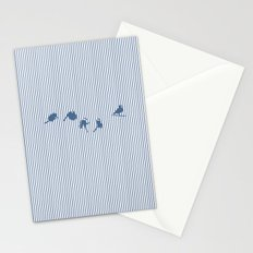 Hidden cage Stationery Cards