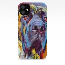 English Mastiff 2 iPhone Case