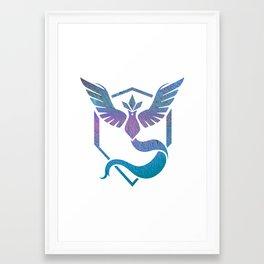 Rad Team Mystic Framed Art Print