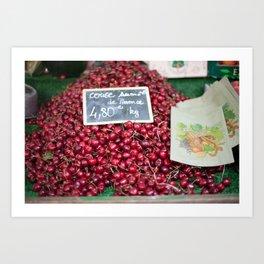 Market 5 Art Print