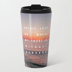 Spirit Lead Me Travel Mug