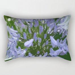 African Lily Rectangular Pillow