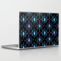 third eye Laptop & iPad Skins featuring Third Eye by Schatzi Brown