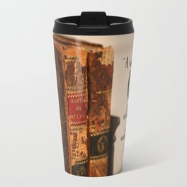 A room without books Travel Mug