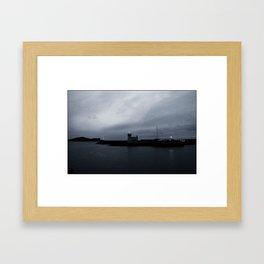 Howth Harbour_039 Framed Art Print